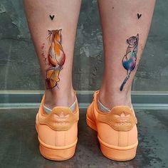 kedi dövmeleri cat tattoos 46