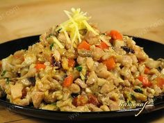 Жареные куриные кусочки.        Китайская кухня       Жареные куриные кусочки – рецепт приготовления блюда китайской кухни, в куриных окорочках находится больше мяса, поэтому они используются в пригот…