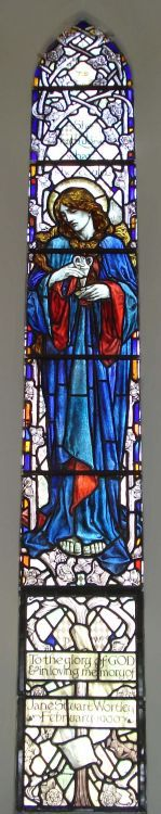 Mary Magdalen, Window