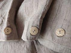 Rough Linen Orkney natural linen