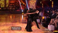 Nicole Scherzinger & Derek Hough - Paso Doble - Week 8