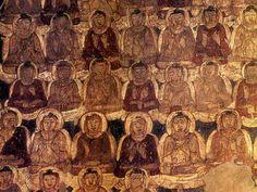 Ajanta Cave paintings - Phases of Ajanta Art, Miracle at Shravasti, Cave 2
