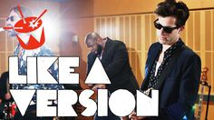 Mark Ronson covers Queens Of The Stone Age 'I Sat By The Ocean' for Like...