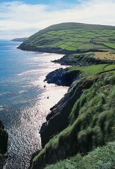 Beara Peninsula, County Cork/County Kerry. Inforamtion here: http://tourireland.com/database/?item=640