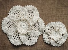 Outstanding Crochet: New motifs/patterns at IrishCrochetLab