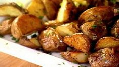 WW Roasted Garlic Potatoes-This is a Weight Watchers 2 PointsPlus+ recipe.