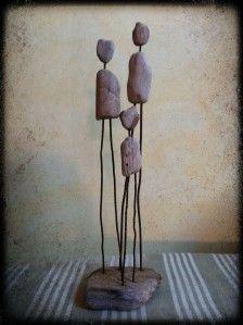 statuette, bois flotté, sculpture, statuette bois-copie-10