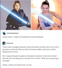 <<< The whole Star Wars universe is about Skywalker, why should new movies be any different. Chris Evans, Funny, Hilarious, Star War 3, The Force Is Strong, Bad Feeling, Last Jedi, Star Wars Humor, Love Stars