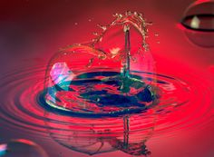 water drop photography | Water Drop Photography by Mustafa Yagci - AmO Images - AmO Images