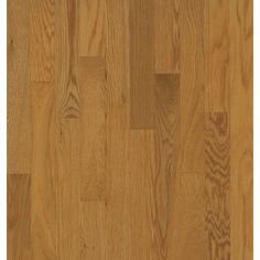 Shop Bruce America's Best Choice 3.25-in W Prefinished Oak 3/4-in Solid Hardwood Flooring (Butterscotch) at Lowes.com