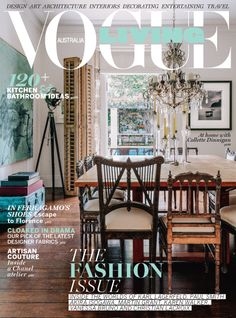 vogue living septoct 2014 - Vogue Decor Magazine
