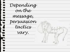 covert persuasion psychological tactics pdf