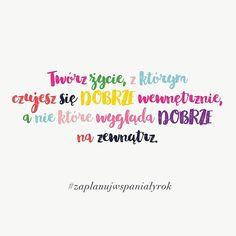 Motywacja na dziś! #happyplanner #happyplanner2016 #marzenia #cele #wspaniałyrok #planujewspanialyrok #planujęwspaniałyrok #kursonline #madamaco