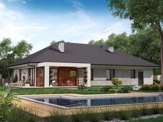 projekt KA14 2G PKT1024 Gazebo, Outdoor Structures, Outdoor Decor, House, Home Decor, Planes, Living Room, Airplanes, Kiosk