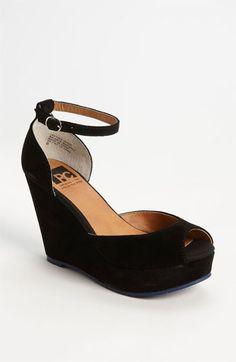 $85 Cute, basic wedge.   BC Footwear 'Bright Idea' Wedge Sandal   Nordstrom