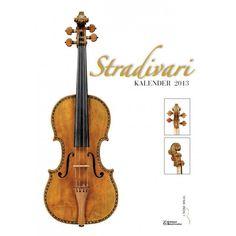 Stradivari-Kalender 2013, 5,00 €