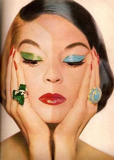 Dovima photographed for Harper's Bazaar. Fifties film fans will recognize this look from the opening sequence in Funny Face!