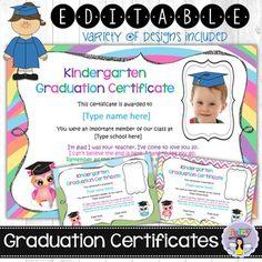 Owl Theme Classroom, Kindergarten Graduation, Certificate, Student, School, Party Ideas, Ideas Party