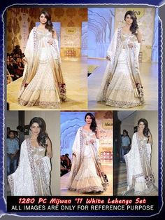 @ $221 Priyanka Chopra Mizwan Lehenga with FREE shipping offer.