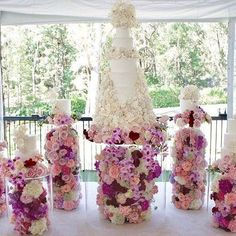 When #1 cake isn't enough for your Wedding! Why not have #7  Tables @partyatmosphere Cakes @cakes2cupcakes Florals @seedflora Event Manager @georgekhouzamegroup  #weddings #bridal #planner #eventplanner #stylist #bride #bridetobe #couture #dresses #create #design #makeup #beauty #boho #flowers #ceremony #weddingplanner #love #photography #weddedwonderland #gettingmarried #fashion #weddingdress #bridalblogger #jewellery  #weddingsbyyourstruly #bride2be #princess