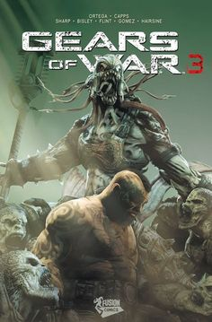 Gears Of War - Skorge & Tai #GOW