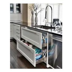 5 Dream Kitchen Must Haves - Iowa Girl Eats,Design and convenience describes my ideal kitchen. - 5 Dream Kitchen Must Haves – Iowa Girl Eats, Imágenes e - Kitchen Must Haves, Kitchen Redo, Kitchen Dining, Smart Kitchen, Kitchen Drawers, Island Kitchen, Rustic Kitchen, Oak Island, Awesome Kitchen