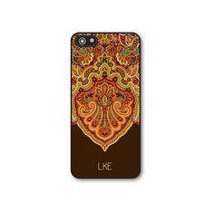 geometric phone case monogram iphone5 case iphone 5s by CaseHive, $16.99