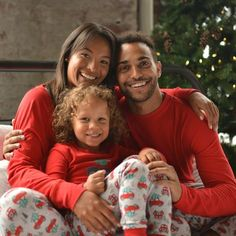 71c4dffdf1 Sleepyheads Holiday Family Matching Tree Delivery Pajama PJ Sets Head down  holiday road in our adorable