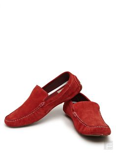 REDTAPE // Casual Suede Slip- Ons