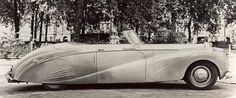 Daimler 1948 show car