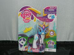My Little Pony G4 FiM Rarity Mint MOC 1a #Hasbro