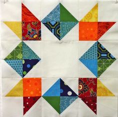 Get the FREE Inverted Star Tutorial pattern.