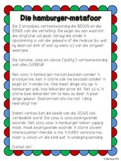 Homeschool Worksheets, Homeschool Curriculum, Homeschooling, English Study, Learn English, Afrikaans Language, Reading Difficulties, Afrikaanse Quotes, Comprehension Worksheets