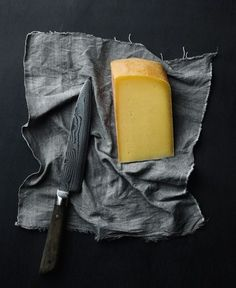 Havgus is a unique semi-hard cheese, inspired by wetlands in Southwest Denmark. Featured in an article about Nordic cheese being served at Aquavit in New York.