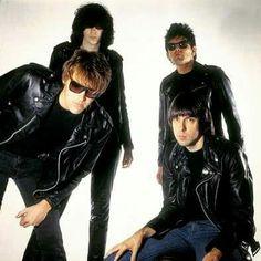 Ramones w/ Richie Ramones, Joey Ramone, Hey Ho Lets Go, Proto Punk, The Stooges, Gabba Gabba, Music Images, Punk Art, Musica