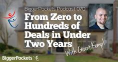 On today's episode of the BiggerPockets Podcast, we sit down and chat with a real estate investor who only 2 years ago got started and already has hundreds of transactions under his belt, regularly purchasing 6-15 properties per month!