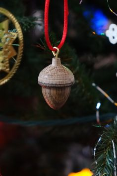 296 best Christmas ornaments: turned wood images on Pinterest in ...