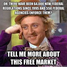 Tell me more about this free market.