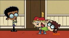 Clyde, Lana y Lisa