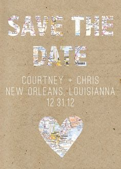10 Unique Save The Date Ideas | Bridal Musings Wedding Blog 3, save the date