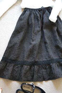 Skirt Fashion, Fashion Outfits, Womens Fashion, Skirt Patterns Sewing, Fashion Project, Linen Dresses, Couture Fashion, Everyday Fashion, Rock
