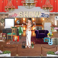 'Something about youu .. Ariana x Neybers #codesingn #arianagrande #broadway #stage' created in #neybers