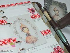 Design by Suzi: Mirabelle kartičky Design, Cards, Diy, Do It Yourself, Bricolage, Diys, Fai Da Te, Maps