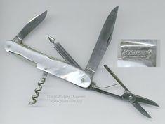 Victorinox 1 8810 Swiss Army Knife Swisschamp Deluxe