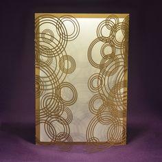 Eternal Rings A9 Invite - Blank