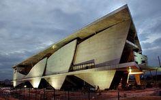 Cidade das Artes: Uma obra prima de poesia na cidade do samba