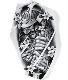 Japanese Leg Tattoo, Japanese Tattoos For Men, Japanese Tattoo Designs, Japanese Sleeve Tattoos, Geisha Tattoo Design, Japan Tattoo Design, Sketch Tattoo Design, Half Sleeve Tattoos Drawings, Leg Tattoos