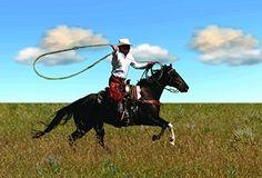 Gift Trenz Cowboy Motion Magnet * For more information, visit image link. (Note:Amazon affiliate link)