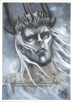 Twilight Witch-King by *ConnieFaye on deviantART ~ LOTR