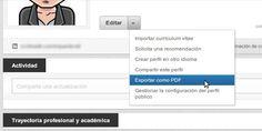 7 aplicaciones gratuitas para crear tu currículum online y bajarlo en PDF via @ rogerserra